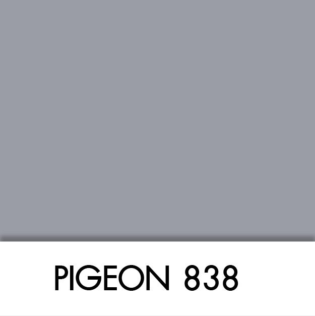 PIGEON GREY 838
