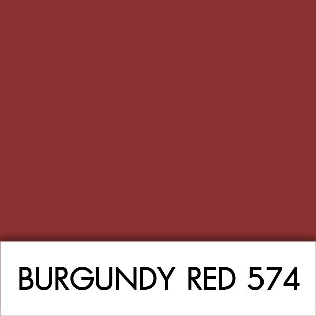 BURGUNDY RED 574